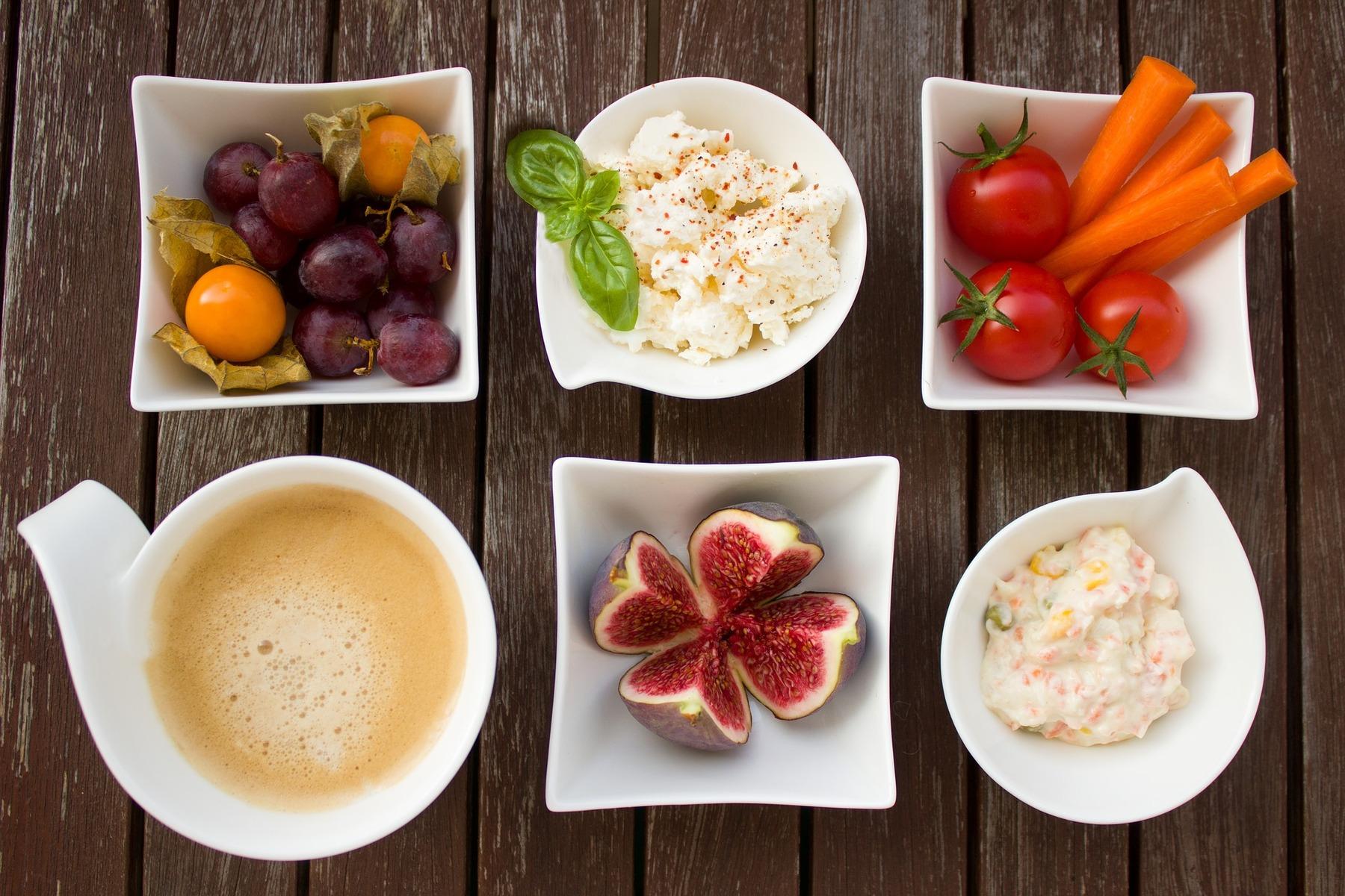 Простой и полезный завтрак рецепты