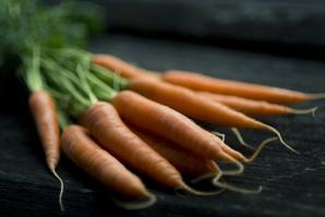 Хрустящая морковка: немного истории