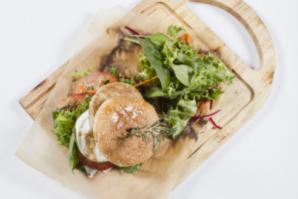 Теплые салаты - любимые блюда осени