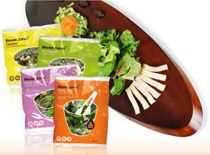 Яркое настроение в каждой упаковке салатов!