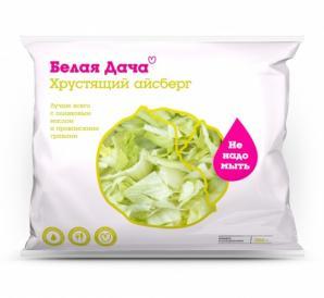 Салат айсберг: полезные свойства кочанного салата