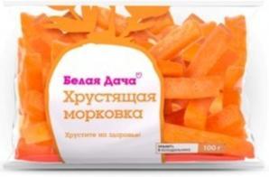 Хрустящая морковка спасение от зимней хандры