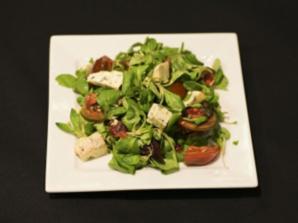 Легкие здоровые салатики: худеем к лету
