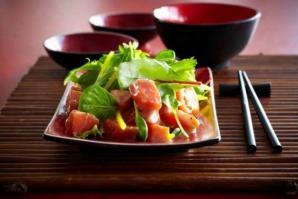 Салат мицуна: японский колорит на вашей кухне