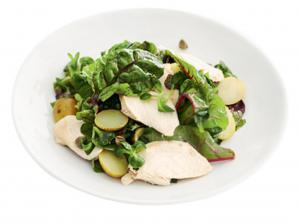 Новые рецепты салатов. Праздники с пользой во вкусе