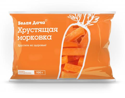 Хрустящая морковка