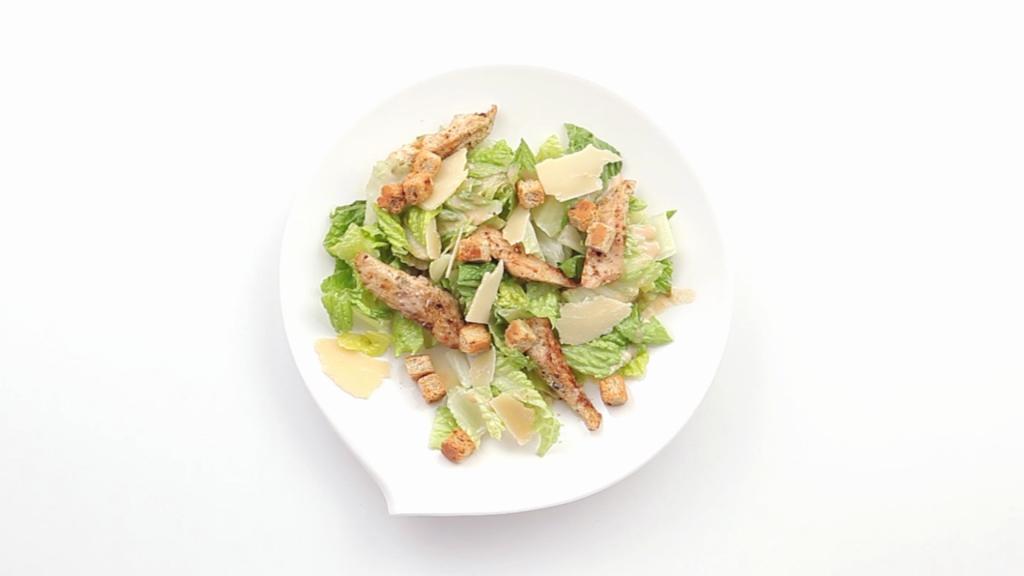 Как сделать салат цезарь рецепт