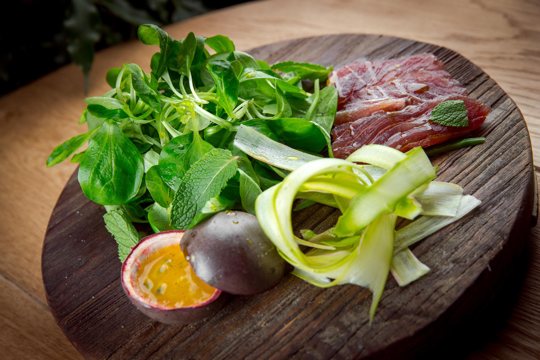 тосканский салат рецепт от белая дача