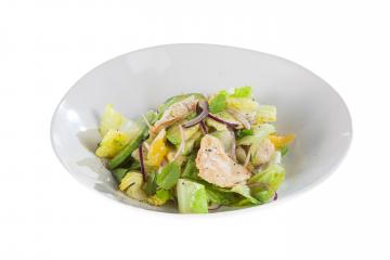 лазурный берег салат рецепт