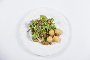 Особенности теплого салата: стир-фрай
