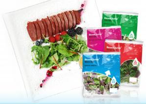 Здоровье в каждом листе салата