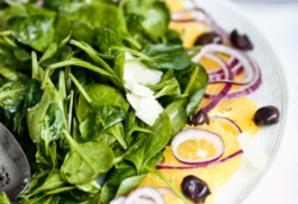 Витаминные салаты: поддержите свое здоровье